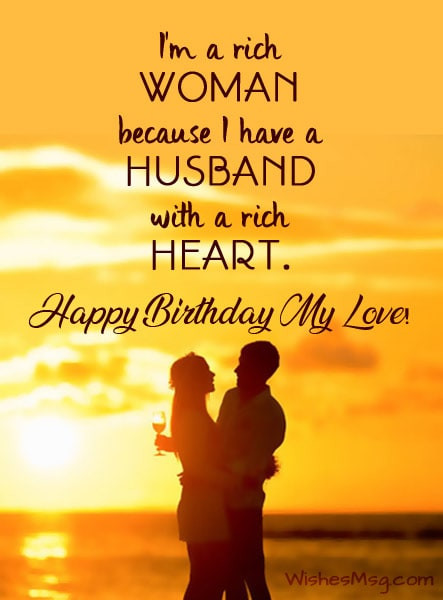 Best ideas about Heart Touching Birthday Wishes For Husband . Save or Pin 40 Happy Birthday Wishes About Understanding Husband Now.