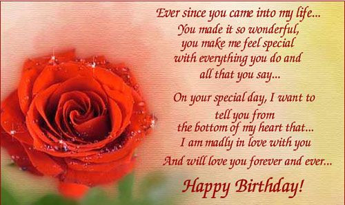 Best ideas about Heart Touching Birthday Wishes For Husband . Save or Pin 20 Heart Touching Birthday Wishes For Mom 18 Now.