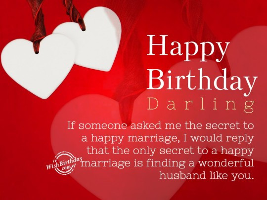 Best ideas about Heart Touching Birthday Wishes For Husband . Save or Pin 53 Luxury Heart Touching Birthday Wishes For Husband In Now.