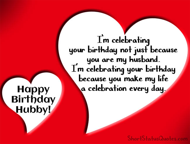 Best ideas about Heart Touching Birthday Wishes For Husband . Save or Pin Birthday Status For Husband Romantic Wishes & Heartfelt Now.