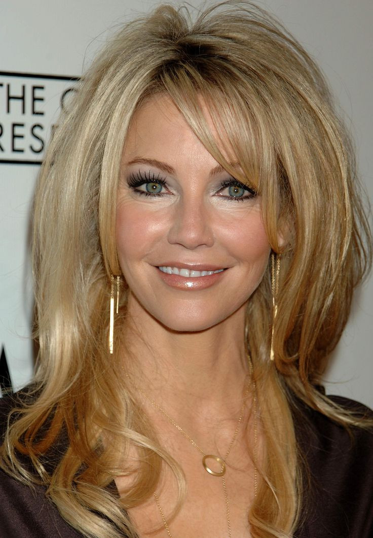 Best ideas about Heather Locklear Hairstyles . Save or Pin 423 best images about Hair Obsession on Pinterest Now.