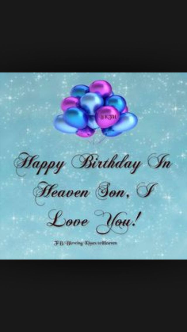 Best ideas about Heaven Birthday Wishes . Save or Pin 96 best heavenly birthday wishes images on Pinterest Now.