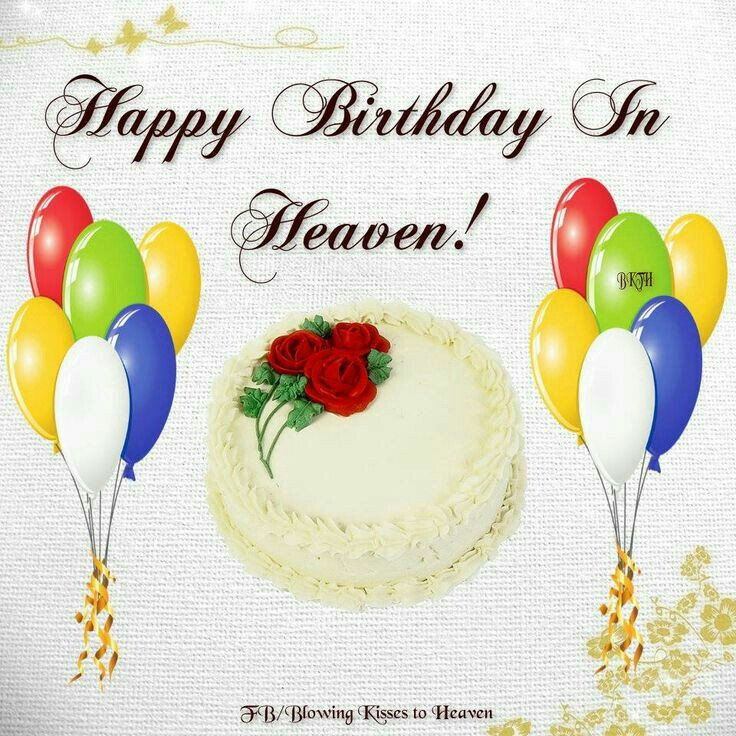 Best ideas about Heaven Birthday Wishes . Save or Pin 97 best heavenly birthday wishes images on Pinterest Now.