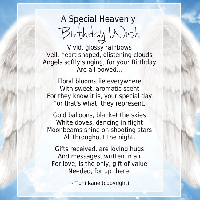 Best ideas about Heavenly Birthday Wishes . Save or Pin Heavenly Angels Birthday Quotes QuotesGram Now.
