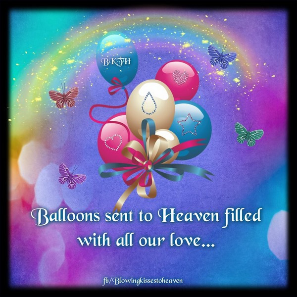 Best ideas about Heavenly Birthday Wishes . Save or Pin 72 Beautiful Happy Birthday in Heaven Wishes My Happy Now.