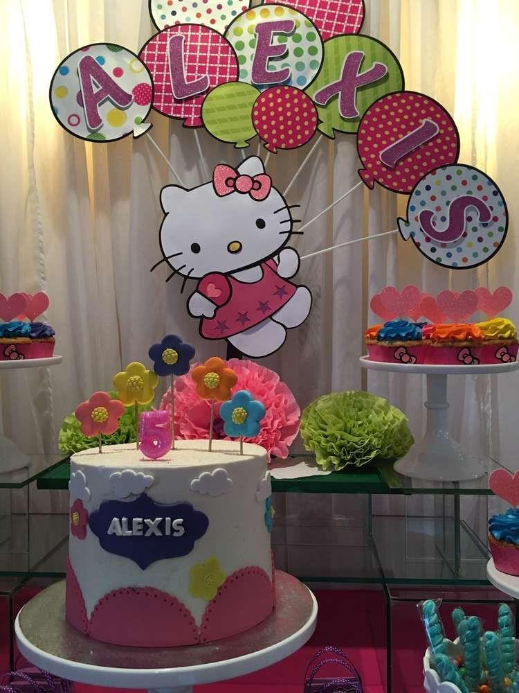 Best ideas about Hello Kitty Birthday Decorations . Save or Pin Hello Kitty Birthday Party Ideas Now.