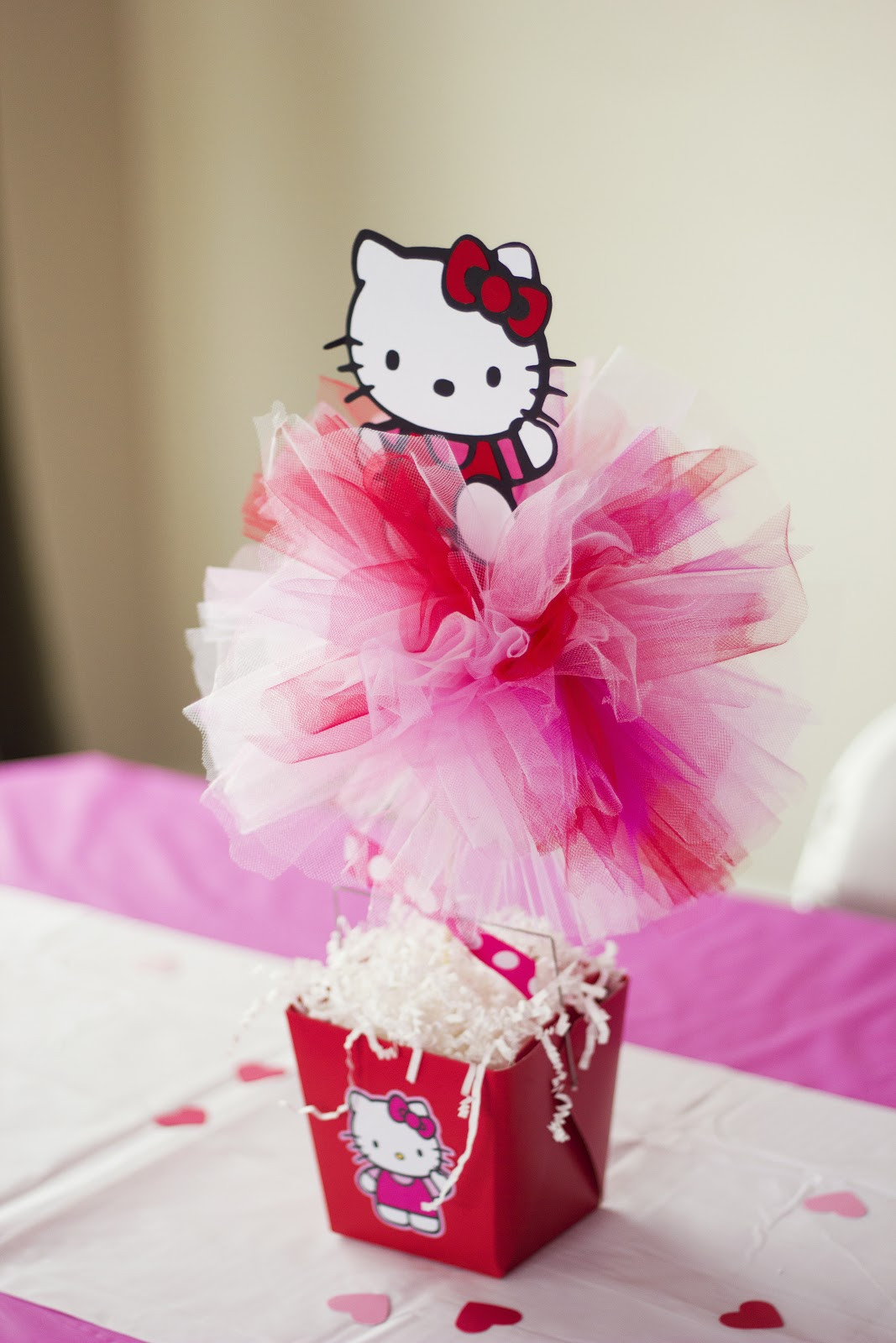 Best ideas about Hello Kitty Birthday Decorations . Save or Pin Wright By Me Hello Kitty 4th Birthday Party Now.