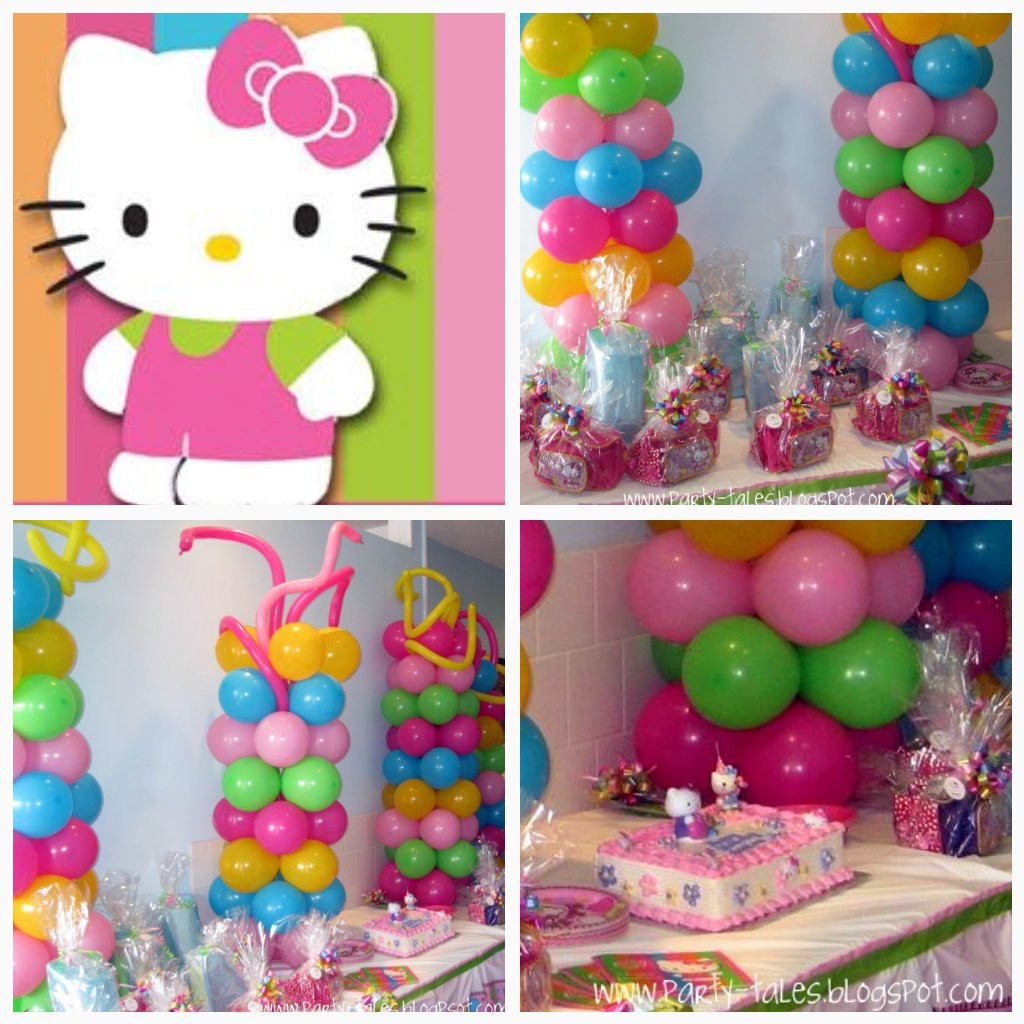 Best ideas about Hello Kitty Birthday Decorations . Save or Pin Party Tales Party Printable HELLO KITTY Party circles Now.