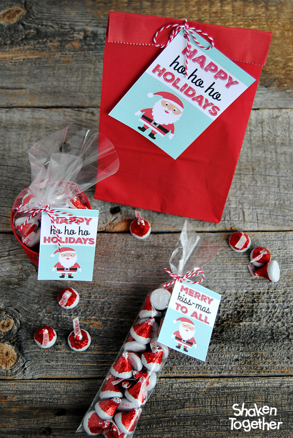 Best ideas about Hershey Kisses Gift Ideas . Save or Pin Easy Gifts with Hershey s Kisses Printable Gift Tags Now.