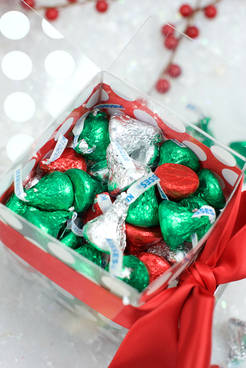 Best ideas about Hershey Kisses Gift Ideas . Save or Pin Chocolate Christmas Gift Ideas – Fun Squared Now.