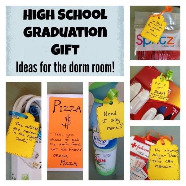 Best ideas about High School Graduation Gift Ideas For Girls . Save or Pin Graduation Gift Ideas Now.