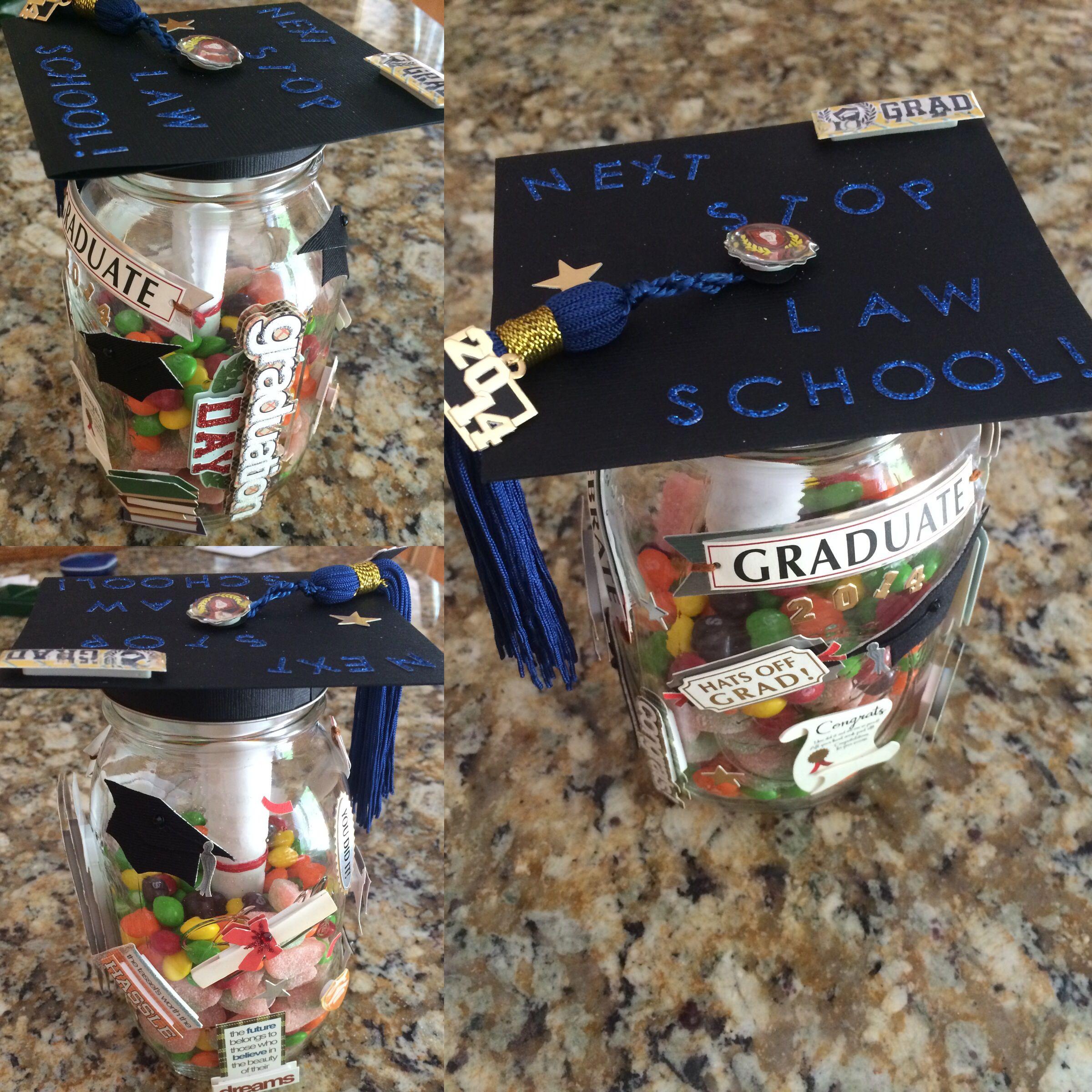 Best ideas about High School Graduation Gift Ideas For Him . Save or Pin Graduation Gift For Boyfriend DIY Now.