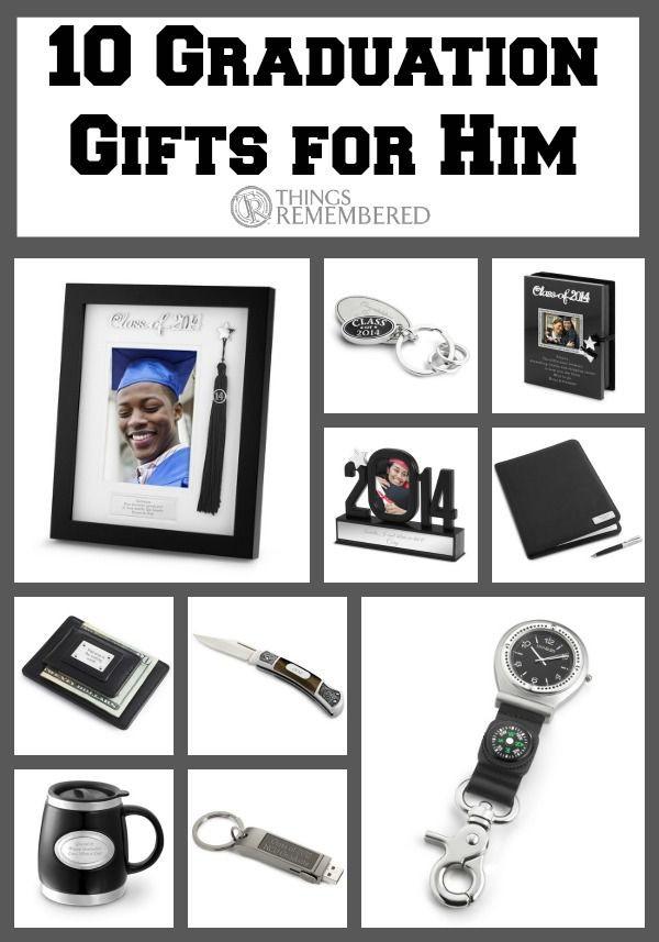 Best ideas about High School Graduation Gift Ideas For Him . Save or Pin 10 Graduation Gifts for Him Now.