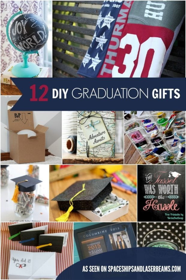 Best ideas about High School Graduation Gift Ideas For Him . Save or Pin 12 Inexpensive DIY Graduation Gift Ideas Now.