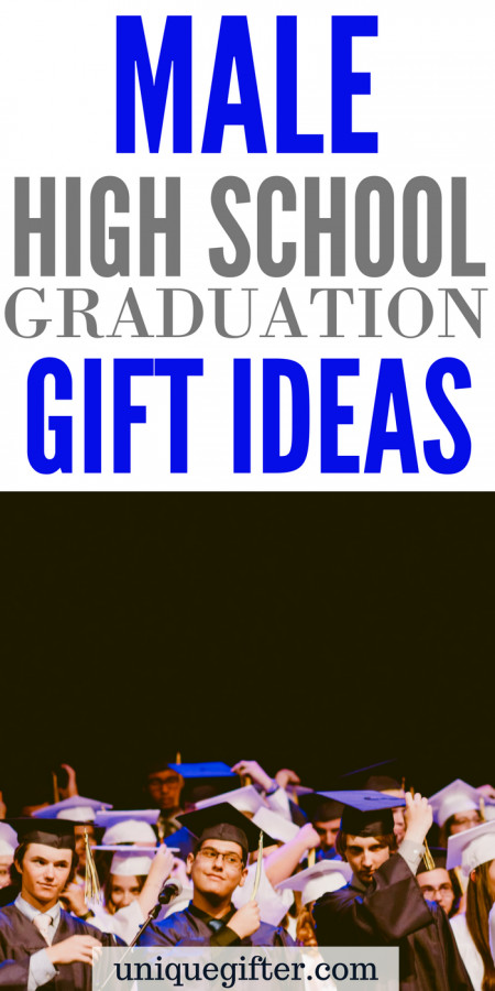 Best ideas about High School Graduation Gift Ideas For Him . Save or Pin 20 Male High School Graduation Gifts Unique Gifter Now.