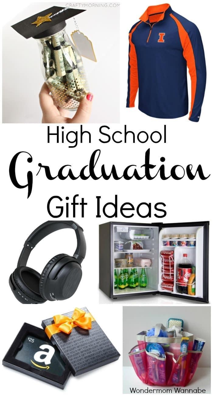 Best ideas about High School Graduation Gift Ideas For Him . Save or Pin Best High School Graduation Gift Ideas Now.