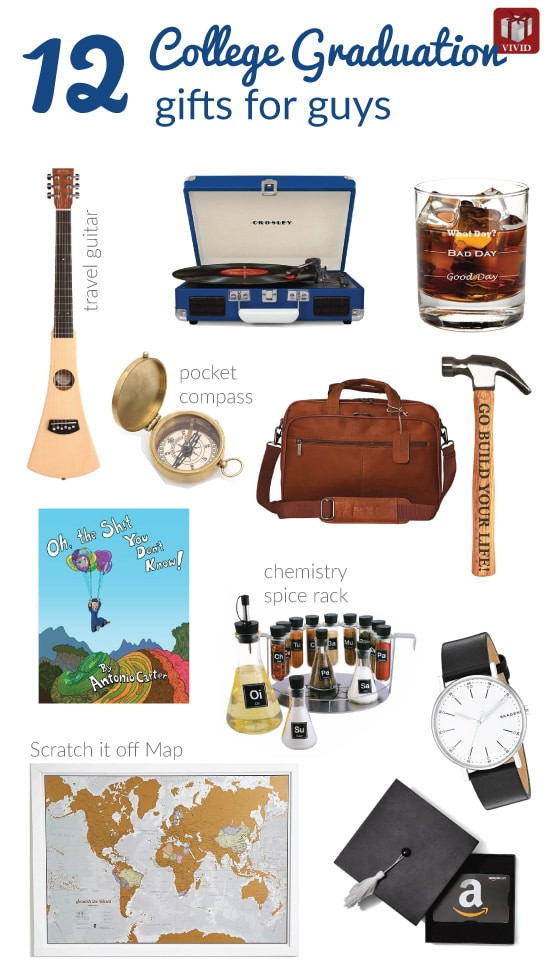 Best ideas about High School Graduation Gift Ideas For Him . Save or Pin 12 Best College Graduation Gifts for Guys Graduates Now.