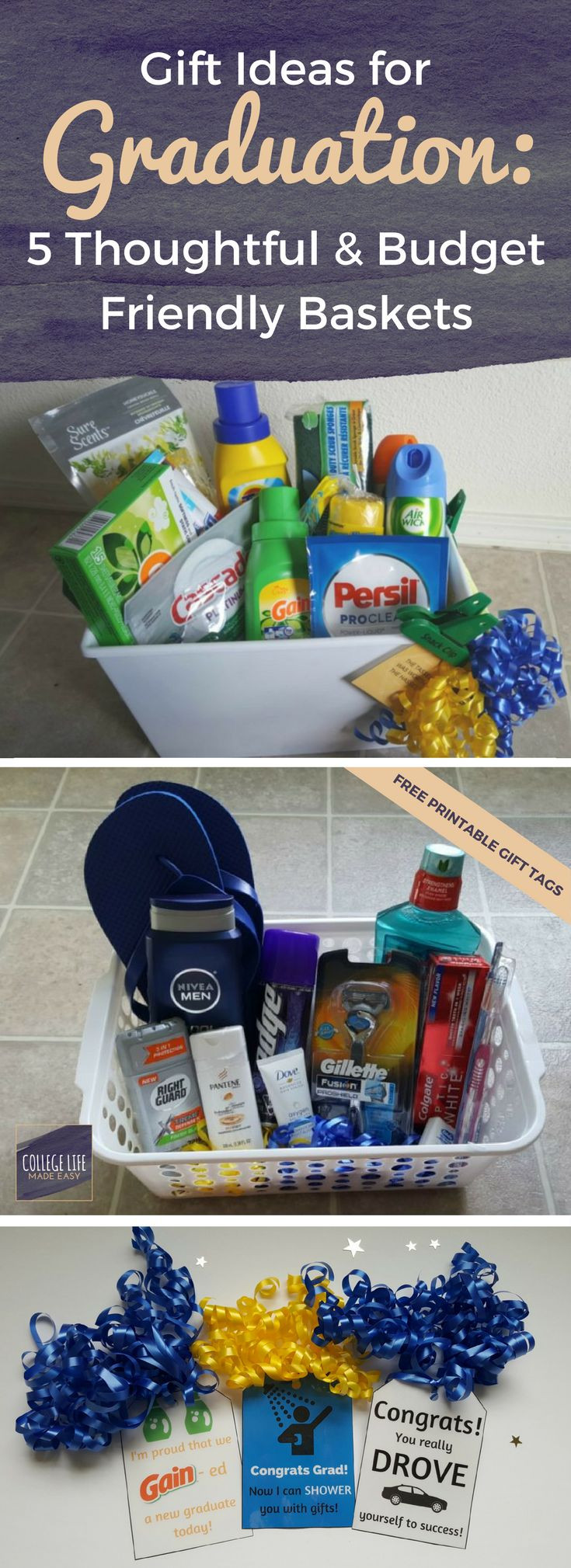 Best ideas about High School Graduation Gift Ideas . Save or Pin Best 25 Graduation ts ideas on Pinterest Now.