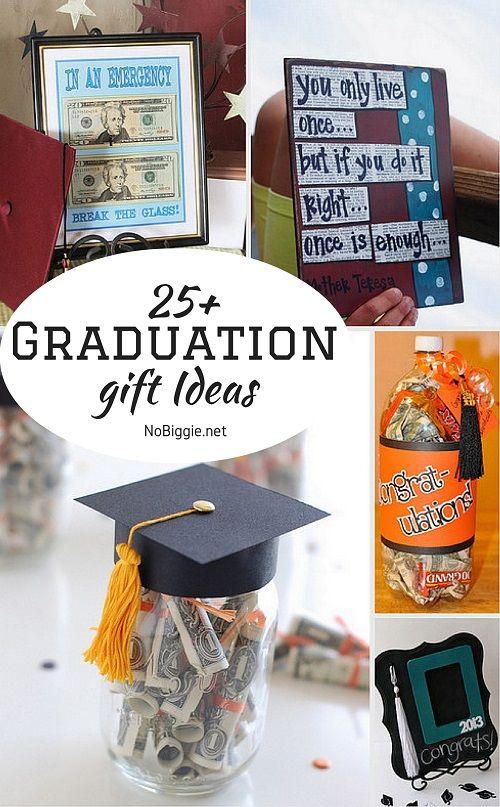 Best ideas about High School Graduation Gift Ideas . Save or Pin 25 Graduation t Ideas NoBiggie Roundups Now.