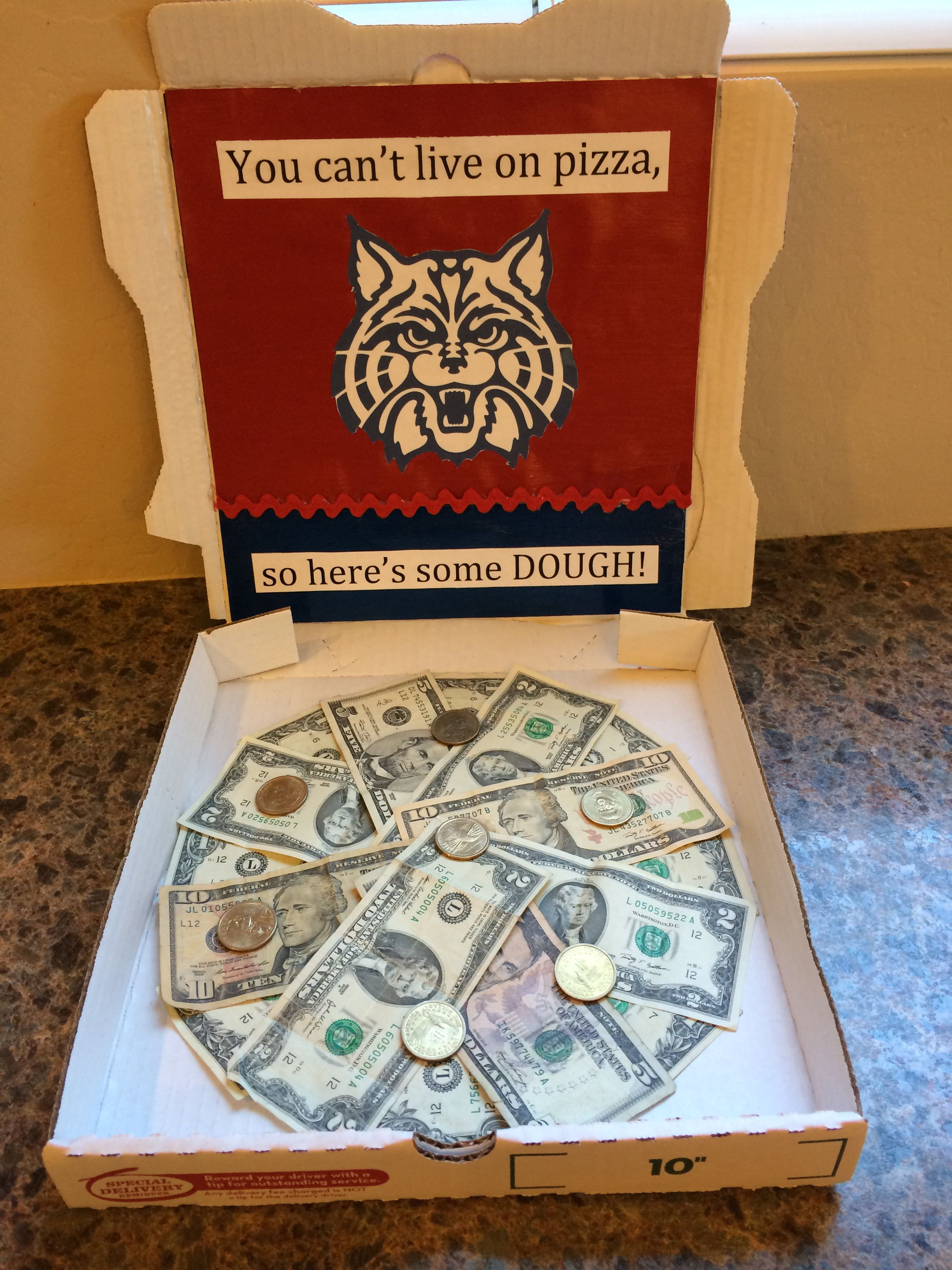 Best ideas about High School Graduation Gift Ideas . Save or Pin High School Graduation Gift U of A inspired Now.