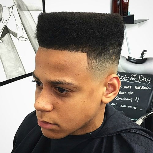 Best ideas about High Top Hairstyles . Save or Pin High Top Fade 2019 Now.