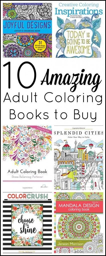 Best ideas about Hobby Lobby Adult Coloring Books . Save or Pin Adult Coloring Books to Buy THE COUNTRY CHIC COTTAGE Now.