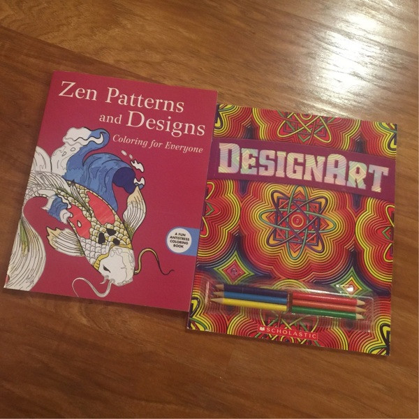 Best ideas about Hobby Lobby Adult Coloring Books . Save or Pin Free Adult Coloring NEW Books Zen Patterns Design Art Now.