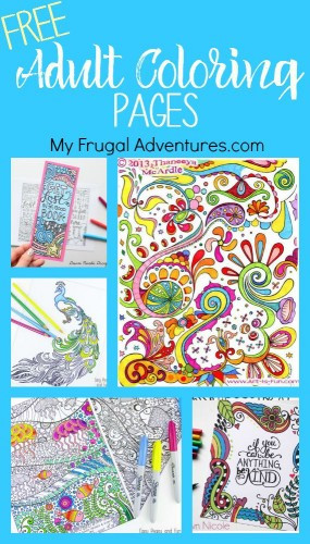 Best ideas about Hobby Lobby Adult Coloring Books . Save or Pin 10 Printable Box Tops for Education Collection Sheets My Now.