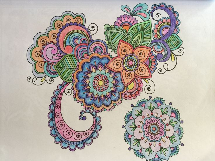 Best ideas about Hobby Lobby Adult Coloring Books . Save or Pin 1000 images about My Relaxing Coloring on Pinterest Now.