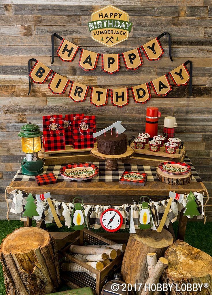 Best ideas about Hobby Lobby Birthday Decorations . Save or Pin 642 Best images about Party Ideas on Pinterest Now.