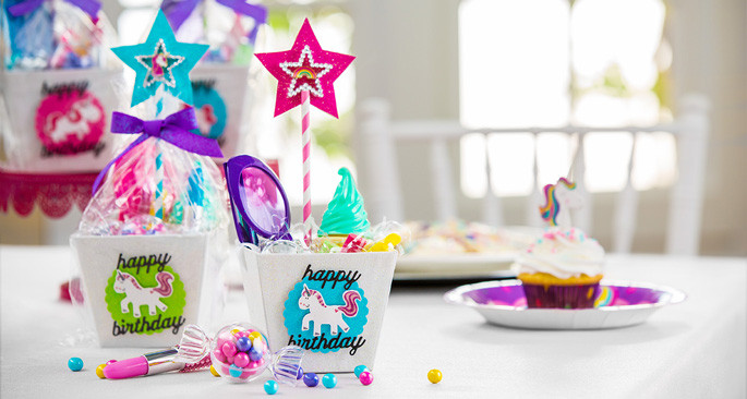 Best ideas about Hobby Lobby Birthday Decorations . Save or Pin Unicorn Dreams Party Now.