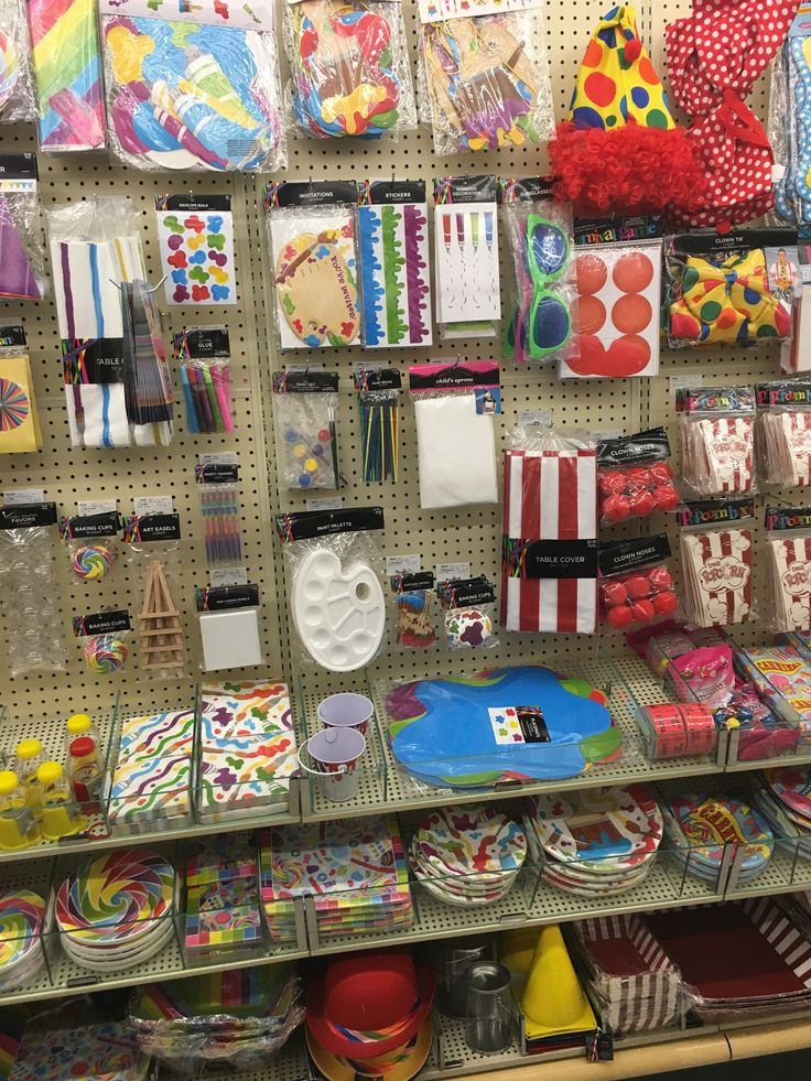 Best ideas about Hobby Lobby Birthday Decorations . Save or Pin 1000 images about Party ideas on Pinterest Now.