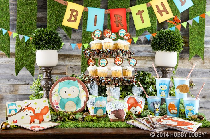 Best ideas about Hobby Lobby Birthday Decorations . Save or Pin Pin by Hobby Lobby on Party Ideas Now.