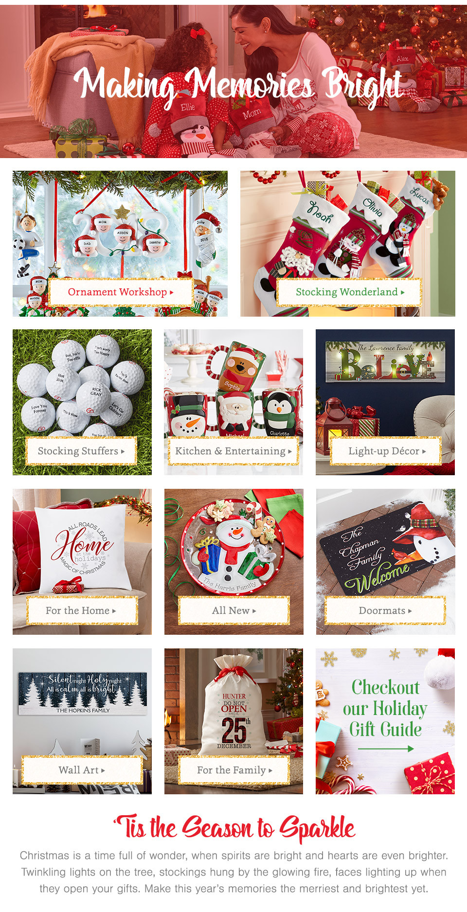 Best ideas about Holiday Gift Ideas 2019 . Save or Pin 2019 Personalized Christmas Gifts Now.