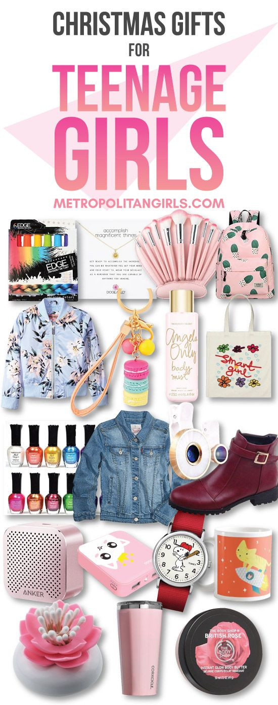 Best ideas about Holiday Gift Ideas 2019 . Save or Pin Christmas Gift Ideas for Teen Girls 2019 Now.