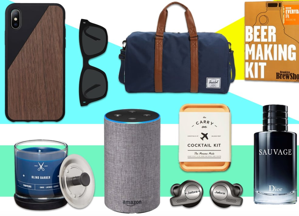 Best ideas about Holiday Gift Ideas 2019 . Save or Pin 2018 Christmas Gifts for Husband Boyfriend or Regular Him Now.