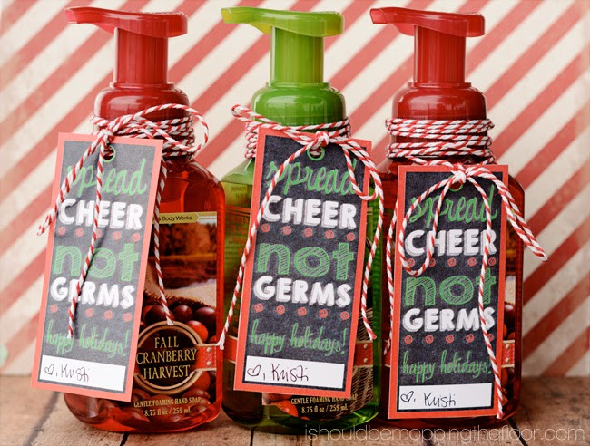 Best ideas about Holiday Gift Ideas For Coworkers . Save or Pin Christmas Soap Gift Now.
