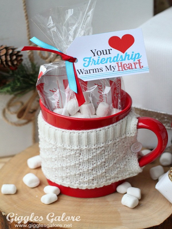 Best ideas about Holiday Gift Ideas For Friends . Save or Pin Best 40 Christmas Gifts For The Friends Christmas Now.