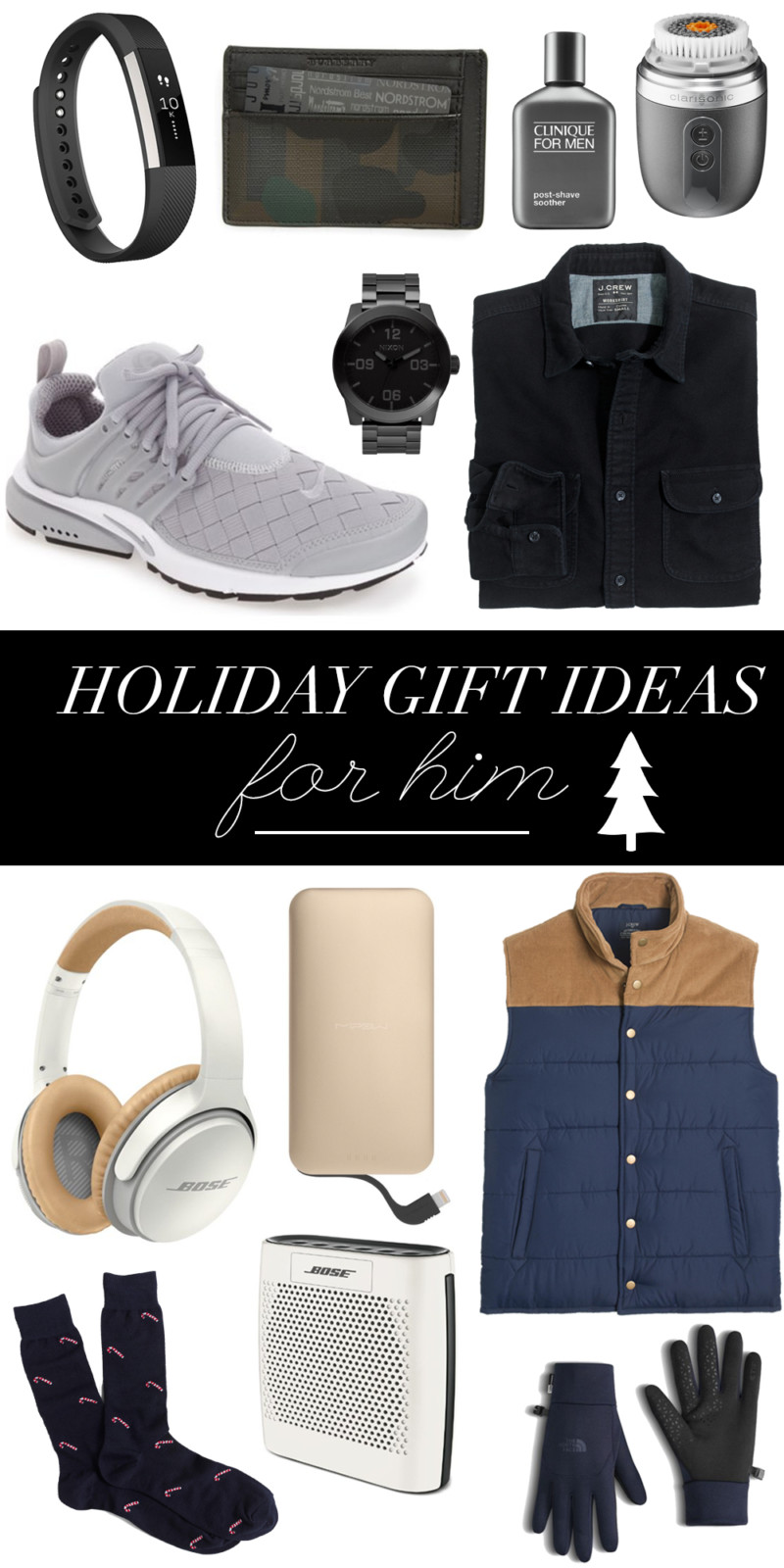 Best ideas about Holiday Gift Ideas For Him . Save or Pin Holiday Gift Ideas For Him Money Can Buy Lipstick Now.
