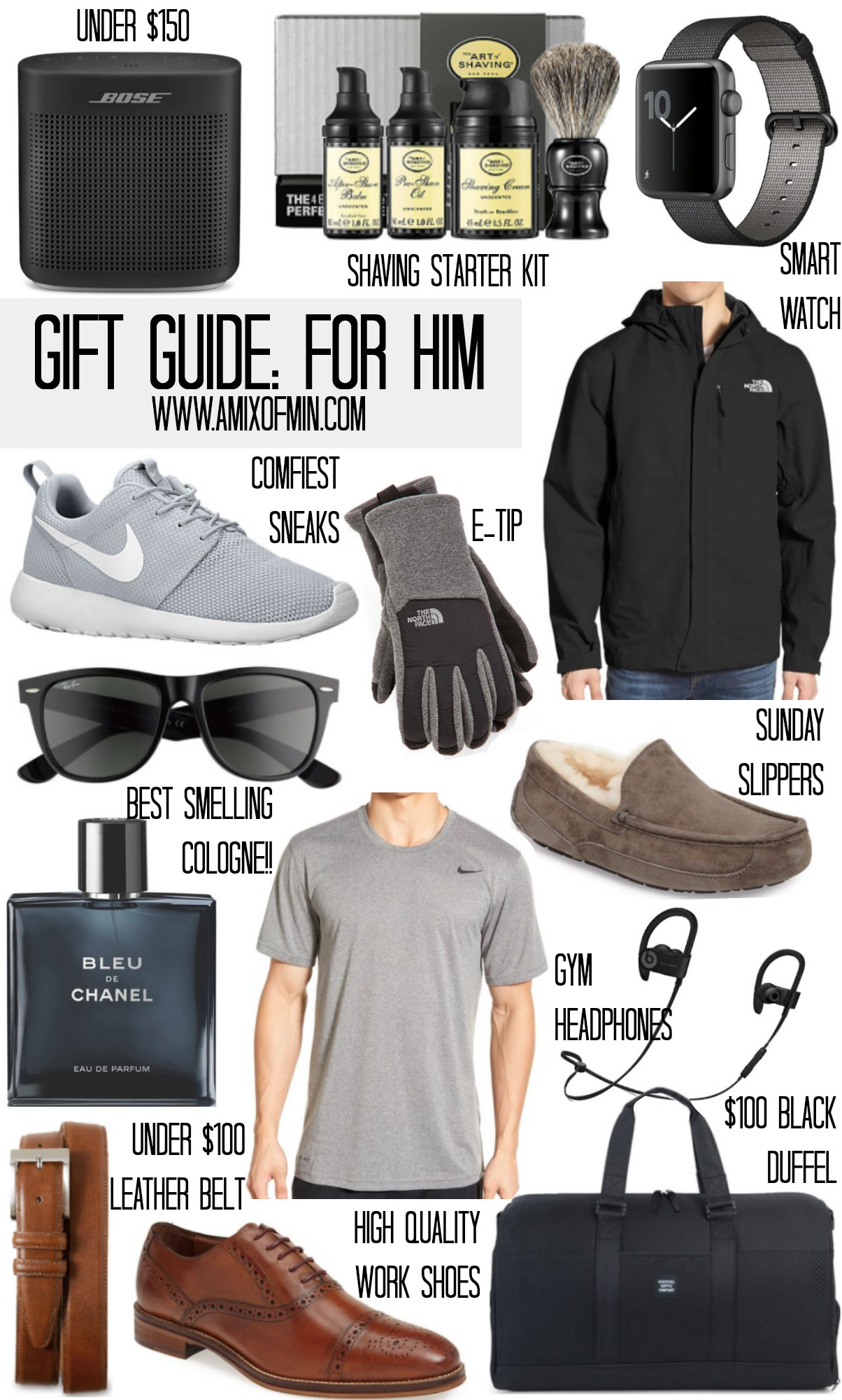 Best ideas about Holiday Gift Ideas For Him . Save or Pin Ultimate Holiday Christmas Gift Guide for Him Now.