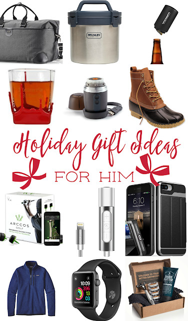 Best ideas about Holiday Gift Ideas For Him . Save or Pin Holiday Gift Ideas for Him Now.
