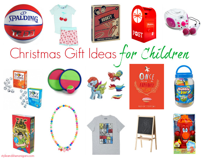 Best ideas about Holiday Gift Ideas For Kids . Save or Pin Christmas Gift Ideas for Kids Christmas 2014 Style Now.