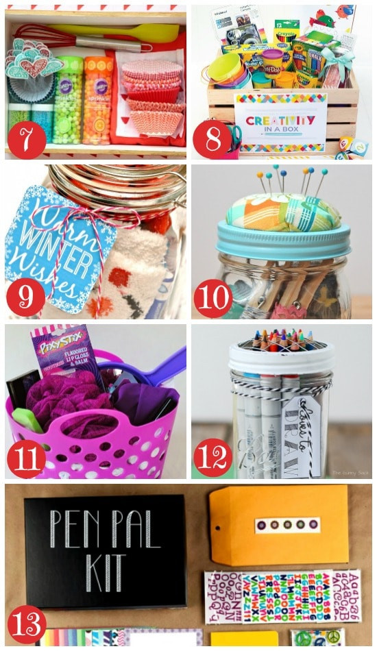 Best ideas about Holiday Gift Ideas For Kids . Save or Pin 50 Themed Christmas Basket Ideas The Dating Divas Now.