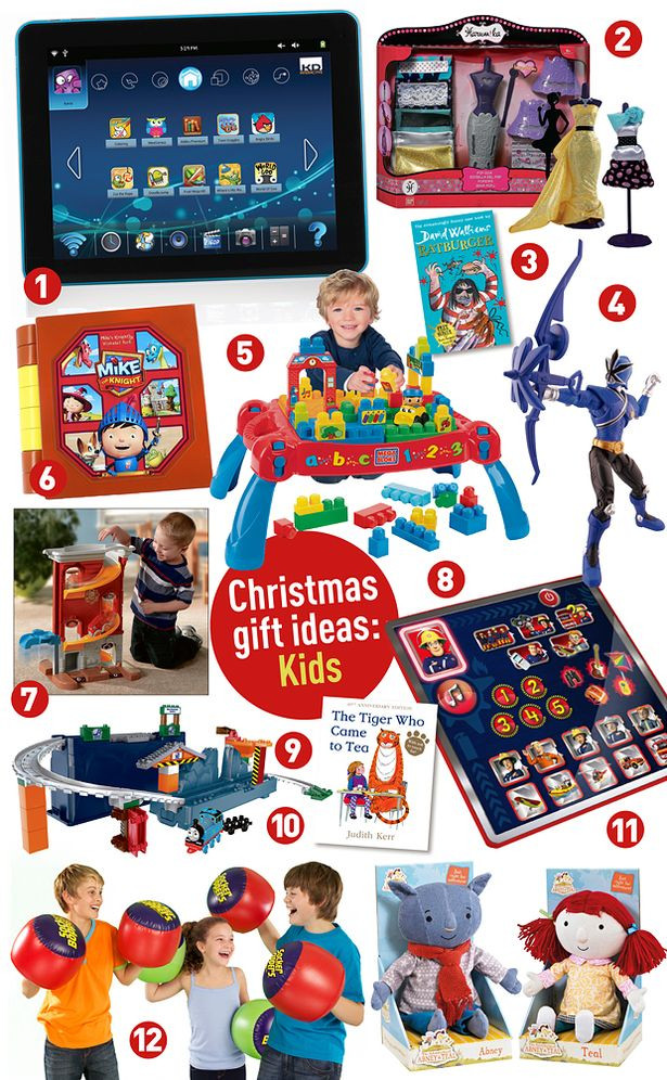 Best ideas about Holiday Gift Ideas For Kids . Save or Pin Christmas t ideas for children Adele s top 12 Adele Now.