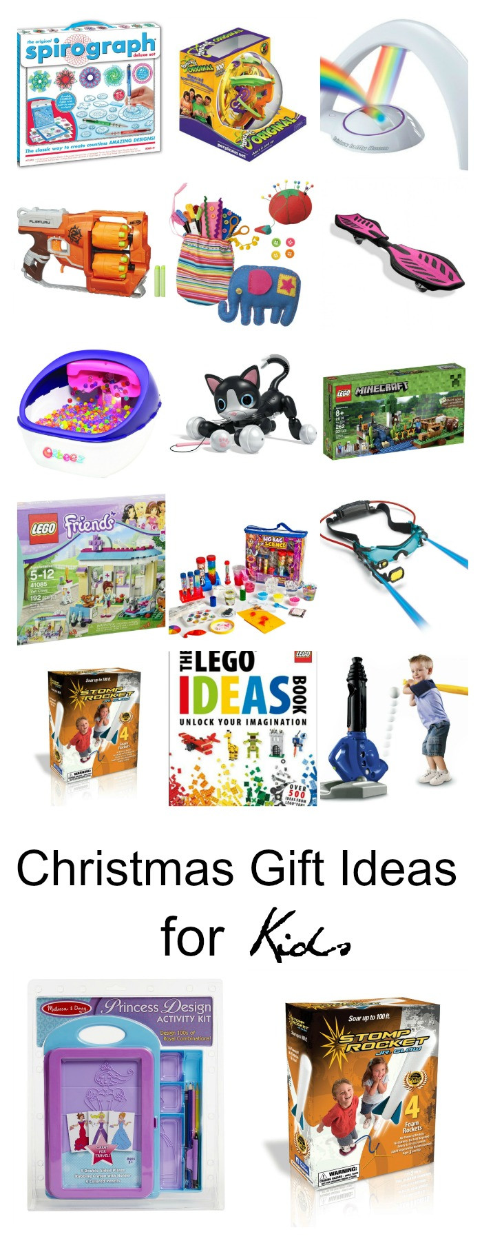 Best ideas about Holiday Gift Ideas For Kids . Save or Pin Christmas Gift Ideas for Kids The Idea Room Now.