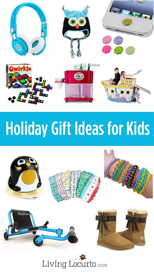 Best ideas about Holiday Gift Ideas For Kids . Save or Pin Christmas Holiday Gift Ideas for Kids Now.