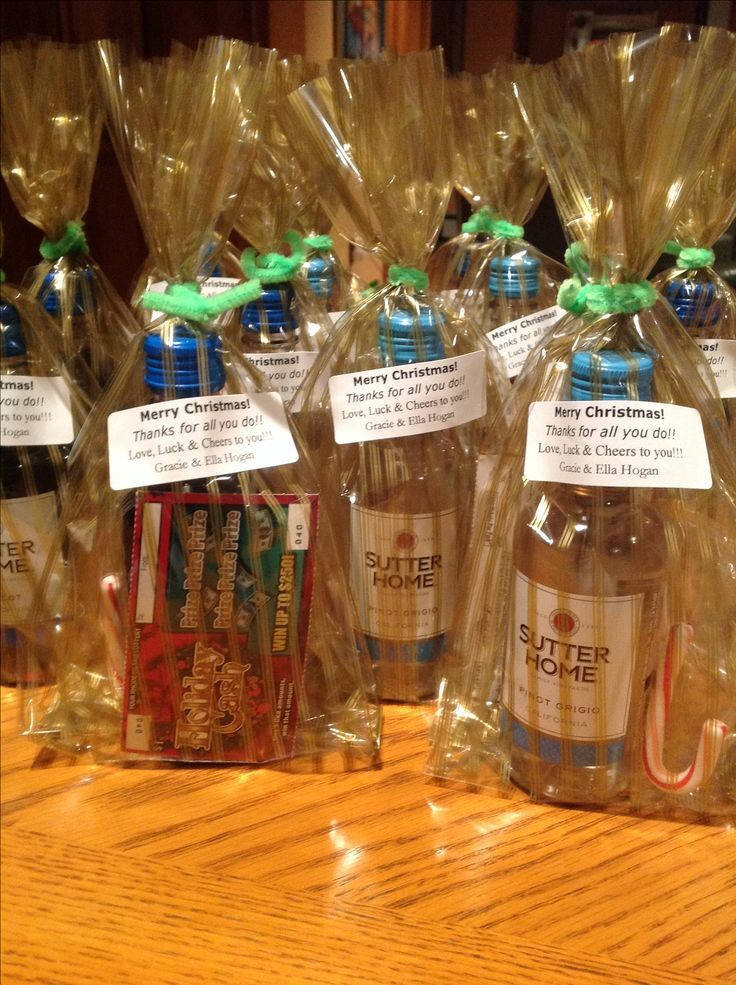 Best ideas about Holiday Gift Ideas For Staff . Save or Pin 149 best images about Basket ideas on Pinterest Now.