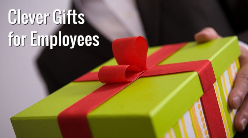 Best ideas about Holiday Gift Ideas For Staff . Save or Pin Clever Holiday Gift Ideas for Employees Small Business Now.