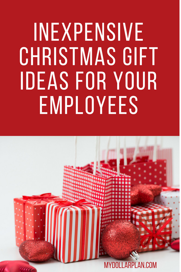 Best ideas about Holiday Gift Ideas For Staff . Save or Pin Inexpensive Christmas Gifts for Employees Now.
