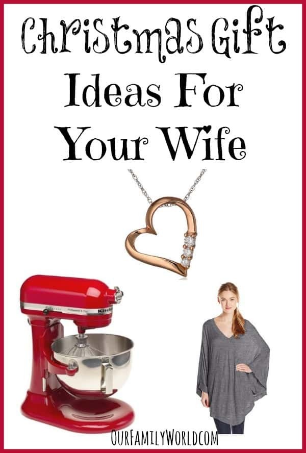 Best ideas about Holiday Gift Ideas For Wife . Save or Pin Christmas Gift Ideas for Wife OurFamilyWorld Now.